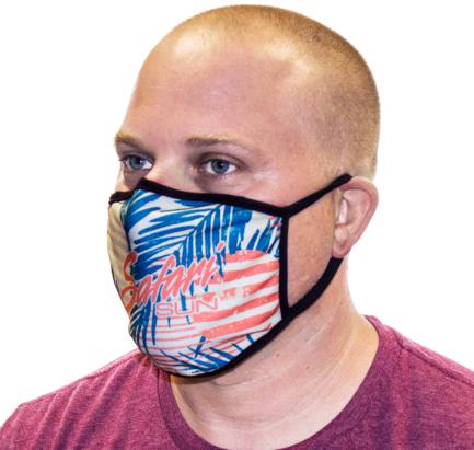 Dye Sub Mask Photo